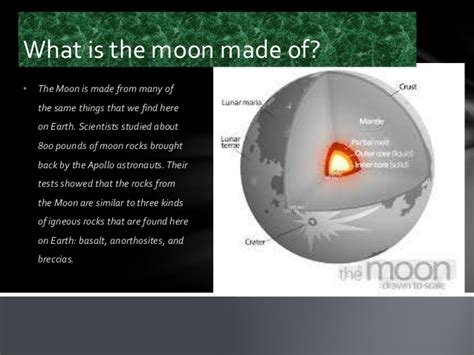 what is a made of the moon alistair