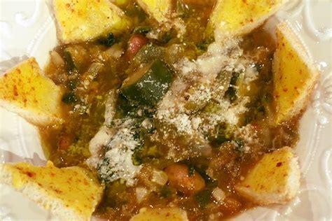 ricette per cucinare la prova cuoco ricette di moroni la prova cuoco minestrone saporito
