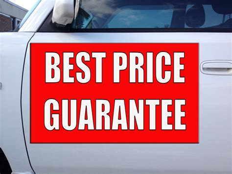 best price guarantee home remodeling car door magnets