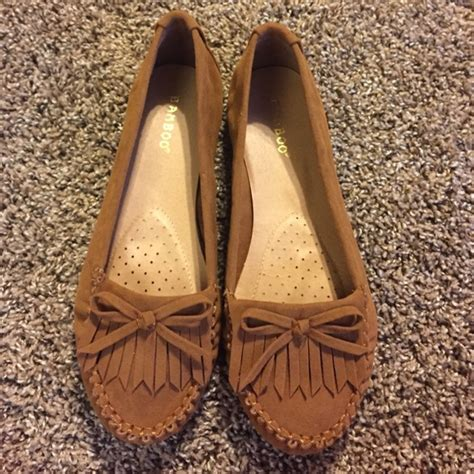 bamboo brand shoes 38 bamboo shoes brand new moccasins from bamboo