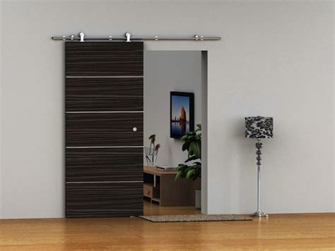 How To Install Barn Door Sliding Hardware Home Design Ideas Installing A Sliding Barn Door
