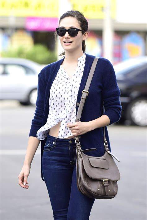 In Emmy Rossum And Hilary Duff by Emmy Rossum Out And About In Los Angeles Hawtcelebs