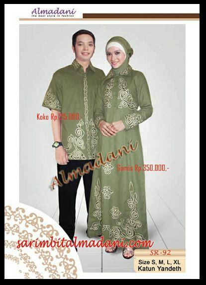 Almadani Sr 94 Gamis koleksi busana muslimah baju muslim baju muslim