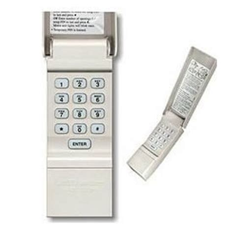 Clicker Garage Door Keypad by Garage Door Keypad Liftmaster 976lm Garage Door Clicker
