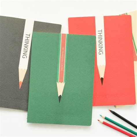 design clothes notebook korea stationery b5 fashion simple design notebook