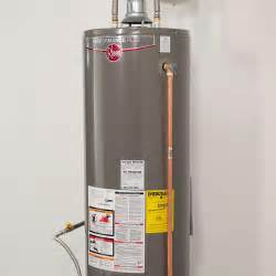 water heater home depot the signs and symptoms of a bad water heater the home