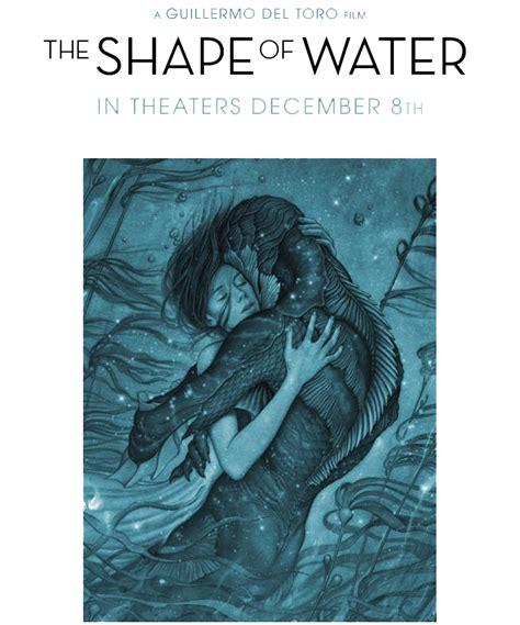 guillermo toro s the shape of water creating a tale for troubled times books guillermo toro s the shape of water teaser trailer