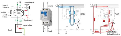 100 rcd wiring diagram installation circuit breaker
