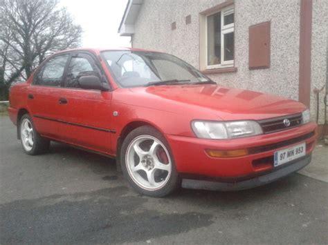 1997 Toyota Corolla For Sale 1997 Toyota Corolla For Sale For Sale In Tarmonbarry