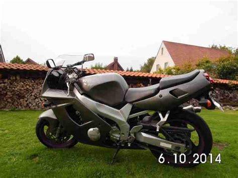 Yamaha Motorrad Günstig Kaufen by Yamaha Fzr 600 R Motorrad Bestes Angebot Yamaha