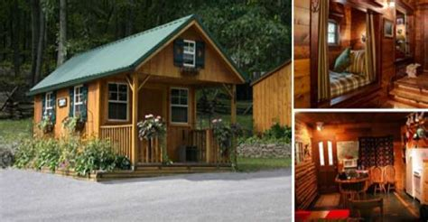 log cabin kits for 10000 build a tiny home for 10 000 in 10 days cottage