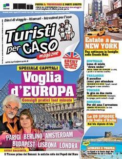 turisti per caso speciale capitali voglia di europa