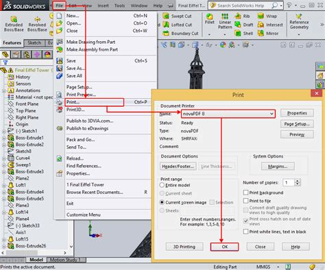 tutorial solidworks pdf 2011 convert solidworks to pdf