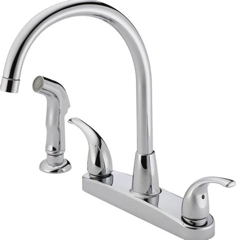 kitchen spray faucet contemporary pull spray kitchen sink faucet brushed
