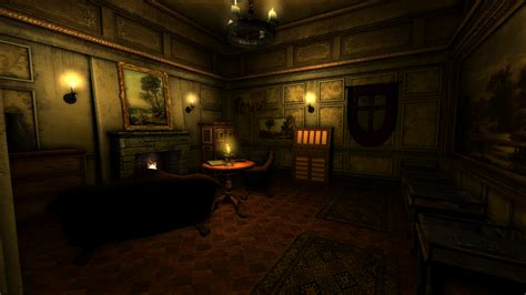 The Mansion Room by Small Living Room Image 10 00 Murderous Mansion