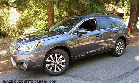 grey subaru outback 2015 outback specs options colors prices photos and more