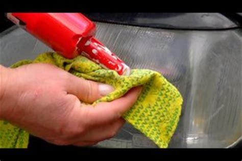 Autolack Selber Polieren by Video Scheinwerfer Polieren Tipps Und Tricks Zum