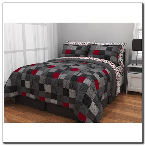 walmart bed in a bag full bed in a box walmart beds home design ideas