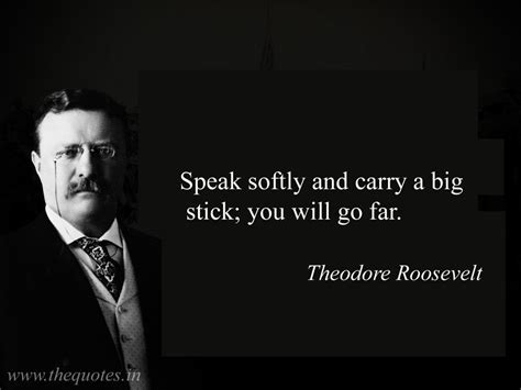 teddy roosevelt quotes theodore roosevelt big stick quote images theodore