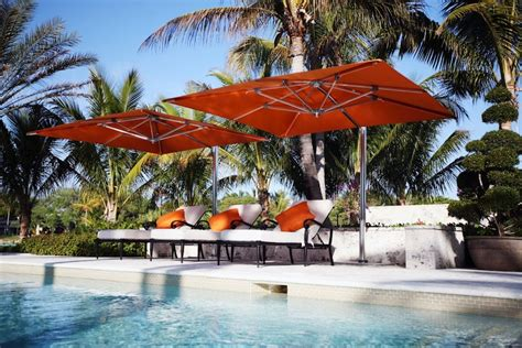 ls shades and things tuuci shade plantation max cantilever patio n things
