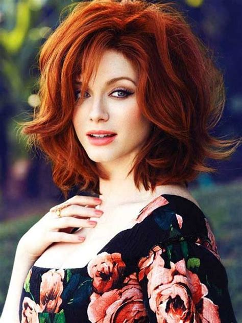 hairstyles for thick red hair 35 medium length curly hair styles hairstyles haircuts