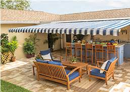 fabric awning prices sunsetter awnings retractable deck and patio awning