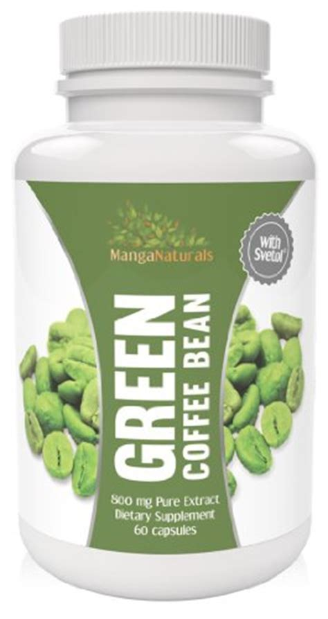 Handle Green Coffee Bean Extract by Coffee Beans Per Cup