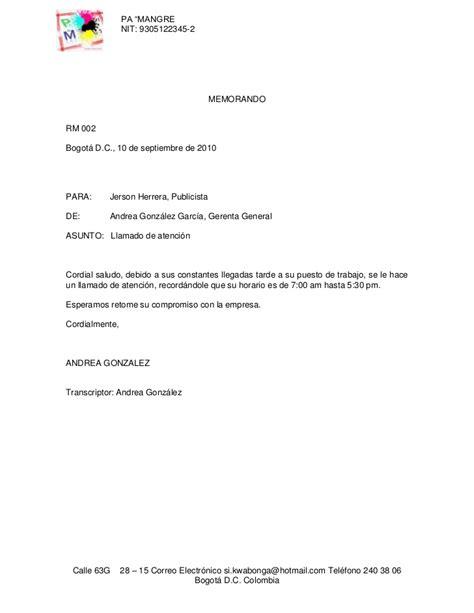 Carta De Empleo Estilo Bloque memorandos estilo bloque y bloque extremo