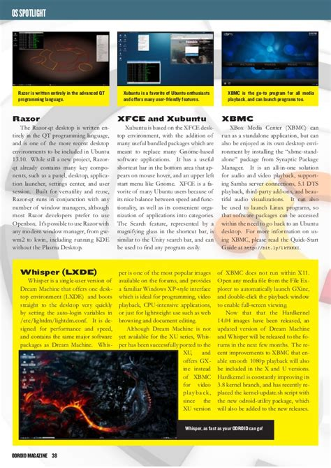 qt programming magazine odroid magazine june 2014