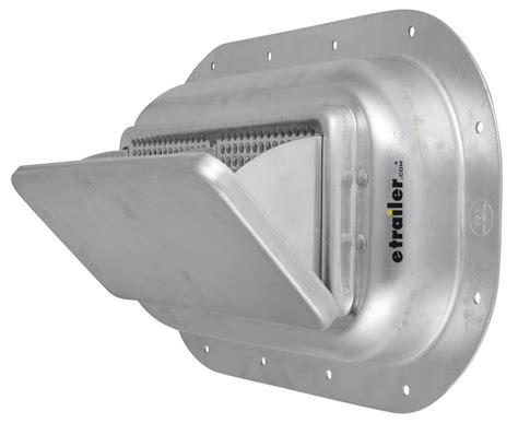 rv vent fan upgrade replacement exterior pop up roof vent aluminum 13 1 2