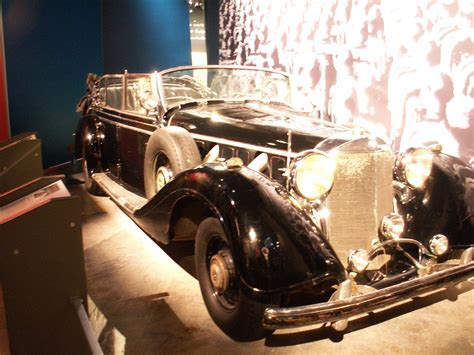 Hitler Auto by File Hitlers Car 3 Db Jpg Wikimedia Commons