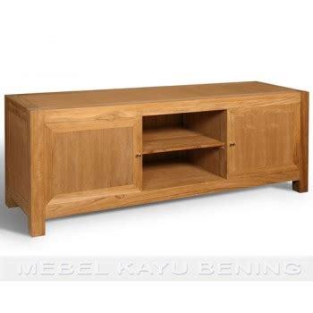 Rak Tv Minimalis Olimpik rak tv kayu jati model minimalis spartan