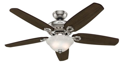 fairhaven ceiling fan 52 quot brushed nickel chrome ceiling fan fairhaven 53033