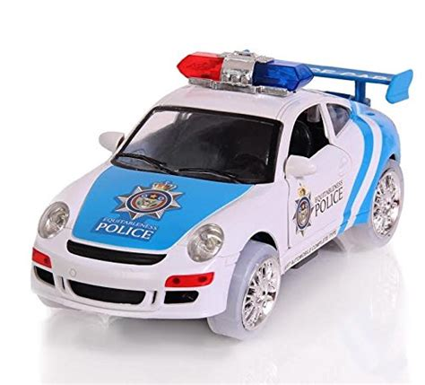 police car toy with flashing lights dazzling toys fun police car toy with flashing lights and