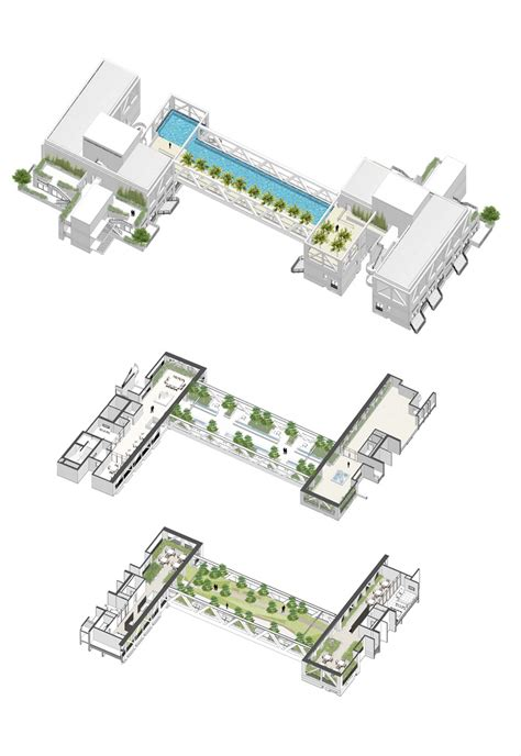 Floor Plan Library gallery of sky habitat singapore safdie architects 14