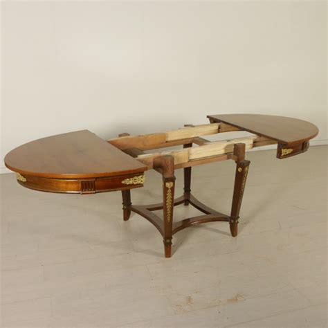 tavolo in stile tavolo allungabile in stile mobili in stile bottega