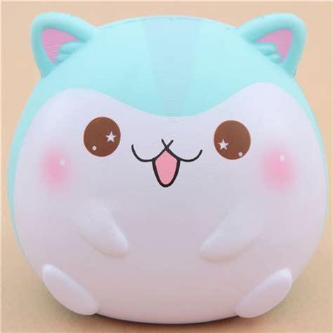 Squishy Hk 1 scented jumbo turquoise hamster animal squishy by popularboxes hk animal squishy squishies