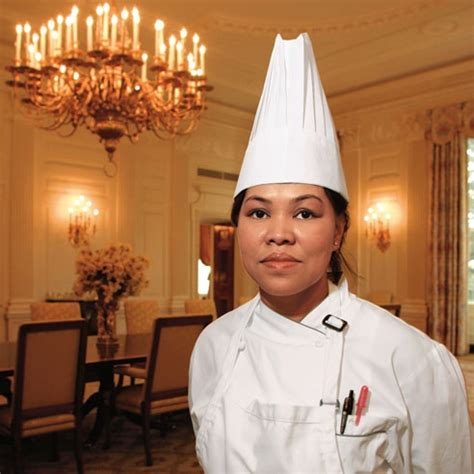 white house executive chef cristeta comerford chefs to know pinterest