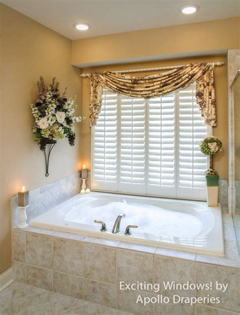 Bathroom Window Curtain Ideas Decorating 10 Modern Bathroom Window Curtains Ideas 187 Inoutinterior