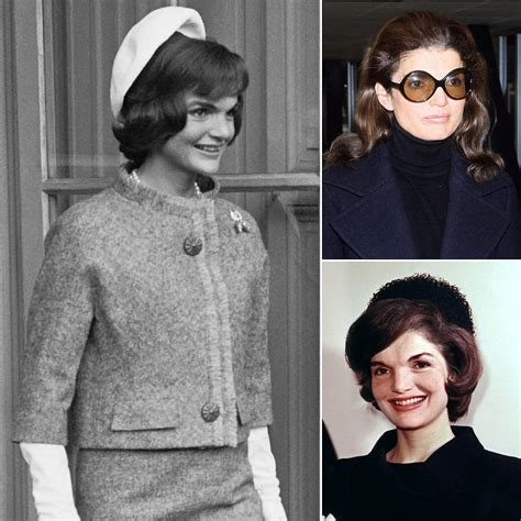 jackie kennedy onassis style pictures popsugar fashion