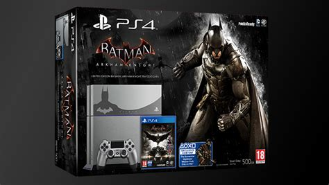 limited edition batman arkham knight ps bundle announced trusted reviews
