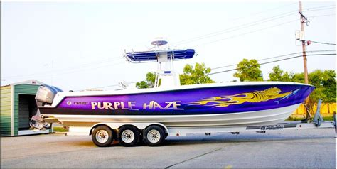 big boat decals boat decal wraps bing images
