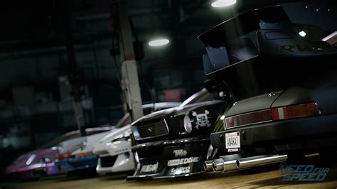 Speed S need for speed s car list has been revealed
