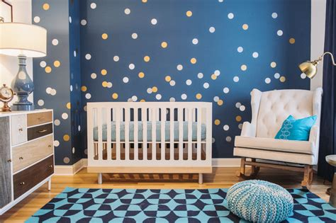 Galaxy Baby Room by Galaxy Gazer Nursery Transitional Chicago By