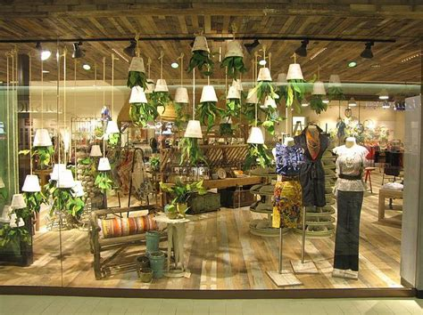 Anthropologie Gardens by Anthropologie Store Displays Anthropologie Store