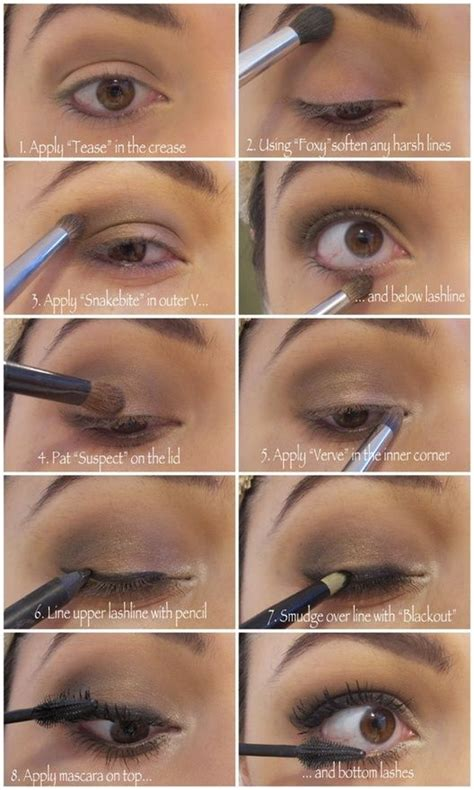 tutorial eyeshadow palette 131 best the naked palettes images on pinterest eye