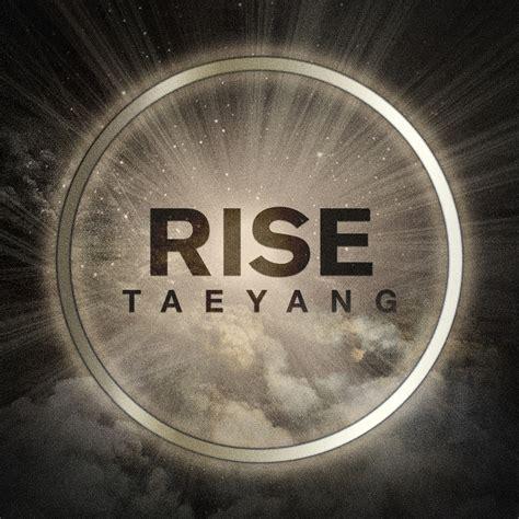 Taeyang Album Vol 2 Rise album taeyang rise vol 2 mp3 itunes