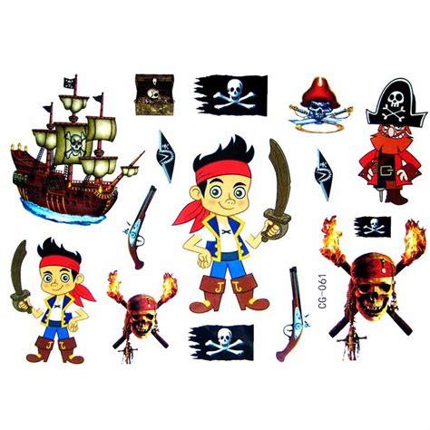 dessin bateau pirate tatouage tatouage 233 ph 233 m 232 re temporaire ou d 233 calcomanie pour enfant