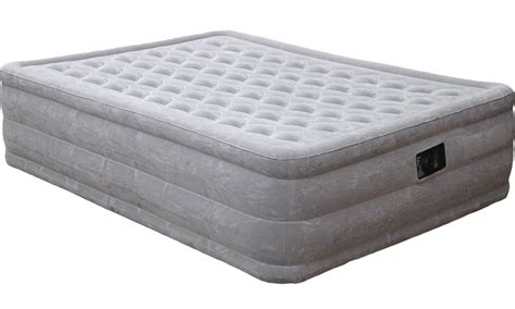 intex raised ultra plush air mattress