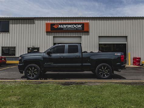 Wheels Chevy Silverado 2 2017 chevrolet silverado 1500 20x9 rbp nitto lt285 55r20